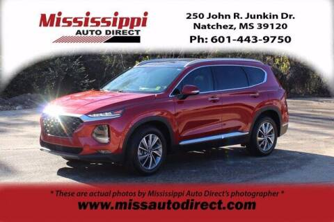 2019 Hyundai Santa Fe for sale at Auto Group South - Mississippi Auto Direct in Natchez MS