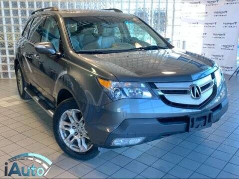 2008 Acura MDX for sale at iAuto in Cincinnati OH