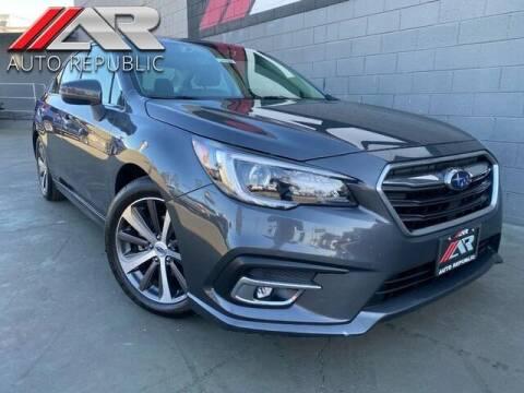 2018 Subaru Legacy for sale at Auto Republic Fullerton in Fullerton CA