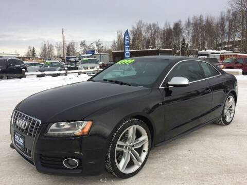 2010 Audi S5 for sale at Delta Car Connection LLC in Anchorage AK