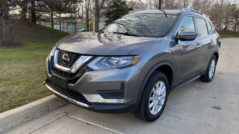 2018 Nissan Rogue for sale at Western Star Auto Sales in Chicago IL