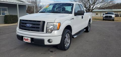 2010 Ford F-150 for sale at Jacks Auto Sales in Mountain Home AR