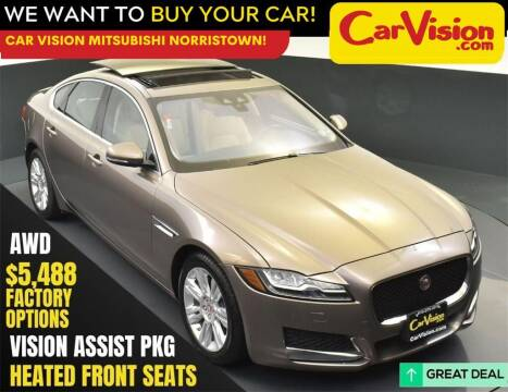 2017 Jaguar XF for sale at Car Vision Mitsubishi Norristown in Norristown PA