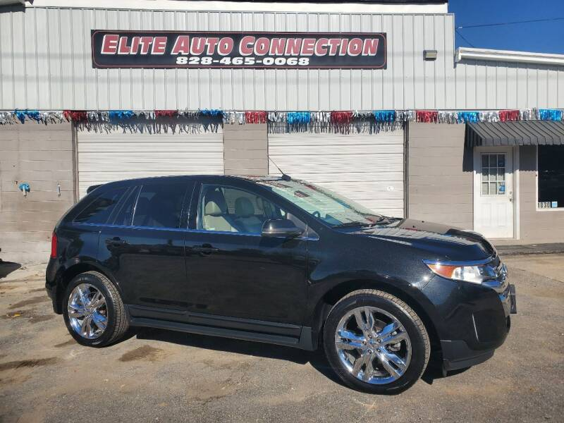 2013 Ford Edge for sale at Elite Auto Connection in Conover NC