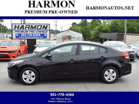 2018 Kia Forte for sale at Harmon Premium Pre-Owned in Benton AR