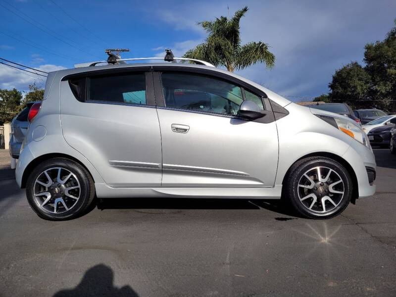 2013 Chevrolet Spark for sale at Geiman Motors in Escondido CA