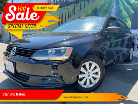 2014 Volkswagen Jetta for sale at Star One Motors in Hayward CA