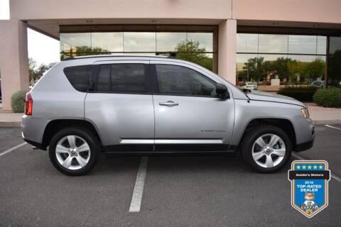 2016 Jeep Compass for sale at GOLDIES MOTORS in Phoenix AZ