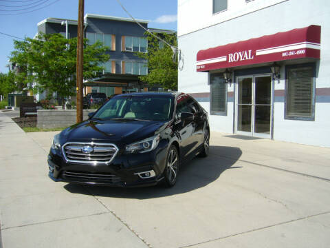 2018 Subaru Legacy for sale at Royal Auto Inc in Murray UT