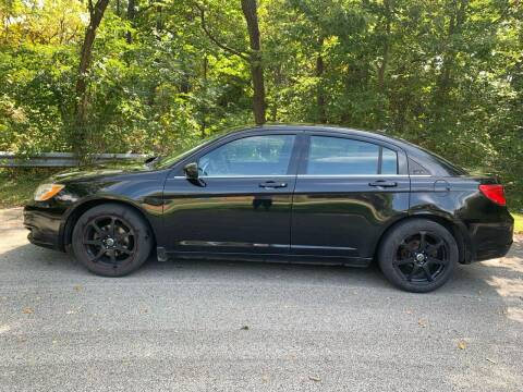2013 Chrysler 200 for sale at Elite Auto Plaza in Springfield IL