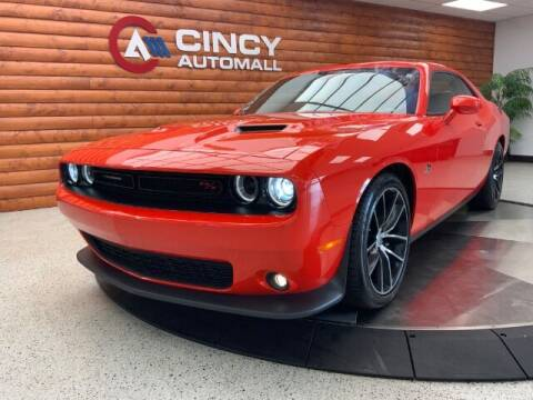 2016 Dodge Challenger for sale at Dixie Motors in Fairfield OH