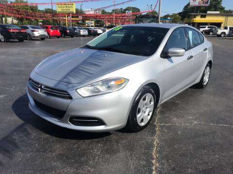 2013 Dodge Dart for sale at IMPALA MOTORS in Memphis TN