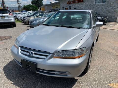 2002 Honda Accord for sale at MFT Auction in Lodi NJ