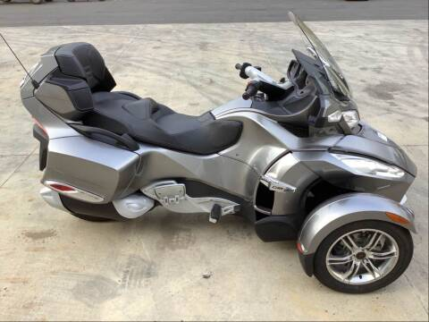 2011 Can-Am SPYDER RT-S SM5 for sale at Eastside Auto Sales in El Paso TX