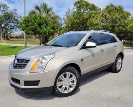 2011 Cadillac SRX for sale at FIRST FLORIDA MOTOR SPORTS in Pompano Beach FL
