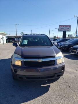 2007 Chevrolet Equinox for sale at Jamrock Auto Sales of Panama City in Panama City FL