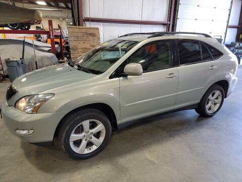 2005 Lexus RX 330 for sale at Hometown Automotive Service & Sales in Holliston MA