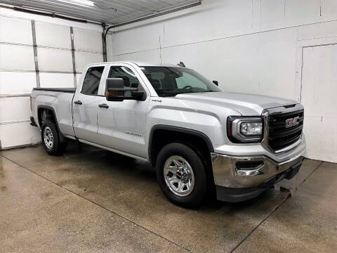 2016 GMC Sierra 1500 for sale at PARKWAY AUTO in Hudsonville MI