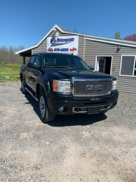 2008 GMC Sierra 1500 for sale at ROUTE 11 MOTOR SPORTS in Central Square NY