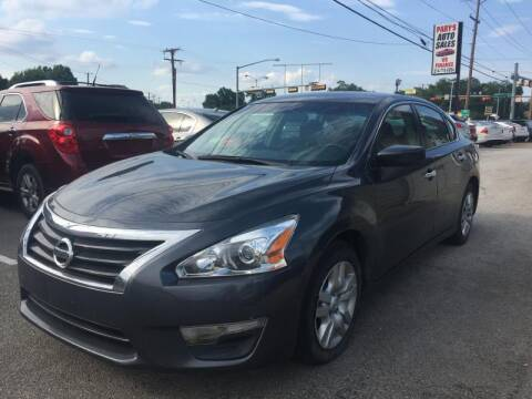 2013 Nissan Altima for sale at Pary's Auto Sales in Garland TX