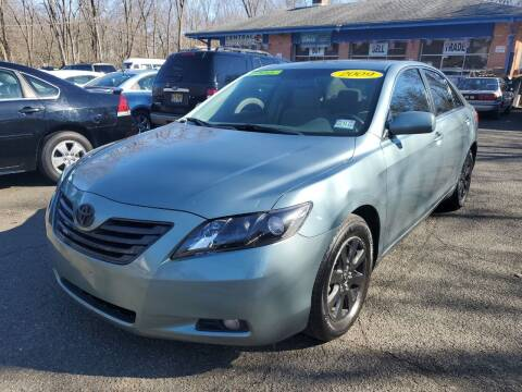2009 Toyota Camry for sale at CENTRAL GROUP in Raritan NJ