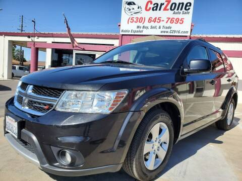 2012 Dodge Journey for sale at CarZone in Marysville CA