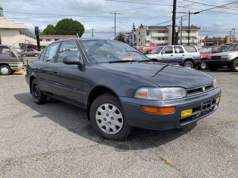 1992 Toyota Corolla Sprinter 4WD Diesel for sale at JDM Car & Motorcycle LLC in Seattle WA