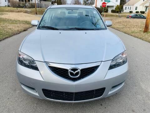 2007 Mazda MAZDA3 for sale at Via Roma Auto Sales in Columbus OH