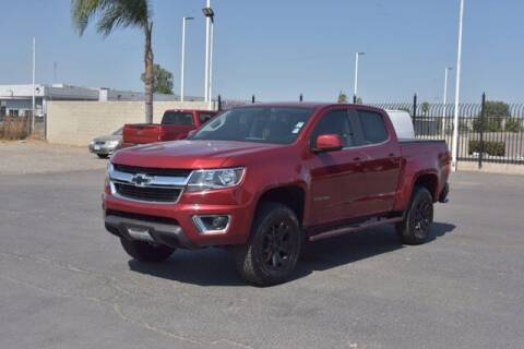 2018 Chevrolet Colorado for sale at Choice Motors in Merced CA