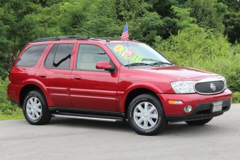 2004 Buick Rainier for sale at McMinn Motors Inc in Athens TN