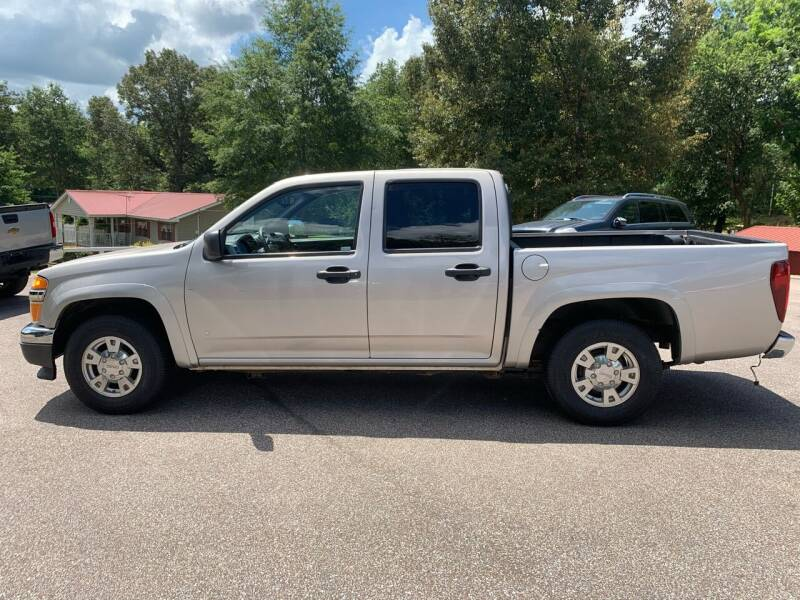 2008 GMC Canyon for sale at S & N Auto Sales in Lamar MS