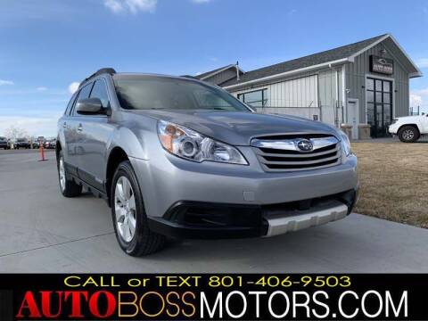 2011 Subaru Outback for sale at Auto Boss in Woodscross UT