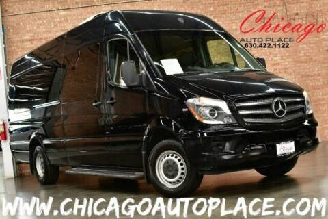 2016 Mercedes-Benz Sprinter Cargo for sale at Chicago Auto Place in Bensenville IL