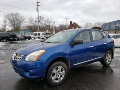 2011 Nissan Rogue for sale at COLONIAL AUTO SALES in North Lima OH