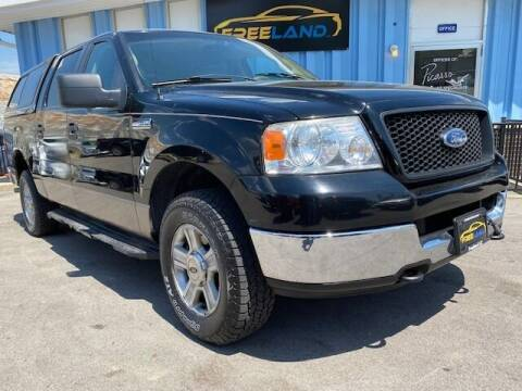 2005 Ford F-150 for sale at Freeland LLC in Waukesha WI