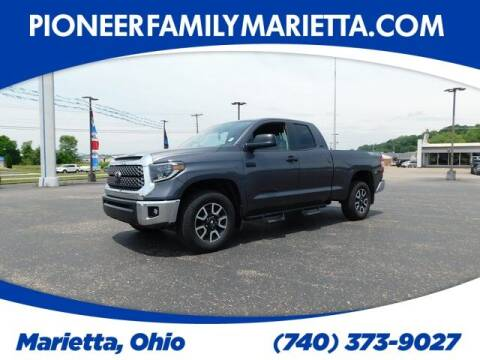 2020 Toyota Tundra for sale at Pioneer Family preowned autos in Williamstown WV