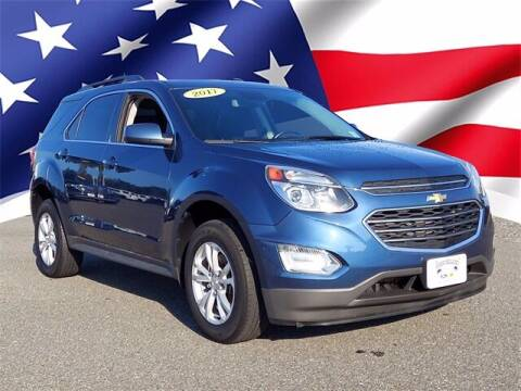 2017 Chevrolet Equinox for sale at Gentilini Motors in Woodbine NJ
