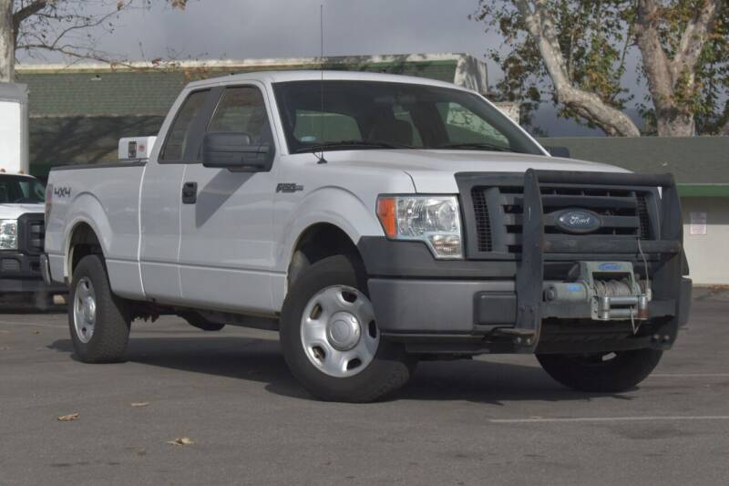 2009 Ford F-150 for sale at Mission City Auto in Goleta CA