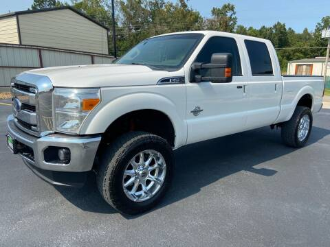 2015 Ford F-250 Super Duty for sale at JCT AUTO in Longview TX