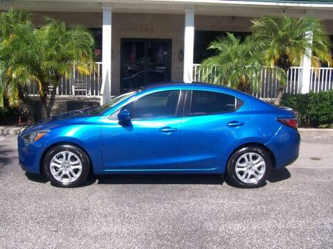 2018 Toyota Yaris iA for sale at Thomas Auto Mart Inc in Dade City FL