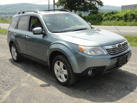 2010 Subaru Forester for sale at Turnpike Auto Sales LLC in East Springfield NY
