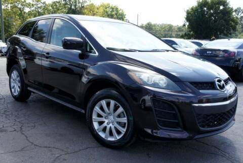 2011 Mazda CX-7 for sale at CU Carfinders in Norcross GA