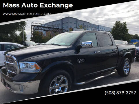 2017 RAM Ram Pickup 1500 for sale at Mass Auto Exchange in Framingham MA