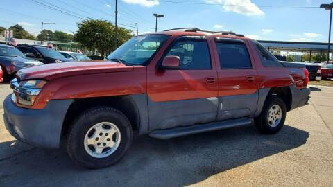 2002 Chevrolet Avalanche for sale at Autoxport in Newport News VA