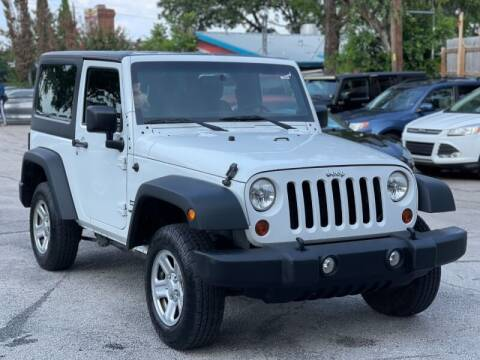 2013 Jeep Wrangler for sale at AWESOME CARS LLC in Austin TX