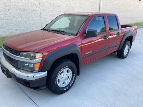 2005 Chevrolet Colorado for sale at Raleigh Auto Inc. in Raleigh NC