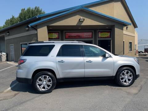 2014 GMC Acadia for sale at Advantage Auto Sales in Garden City ID
