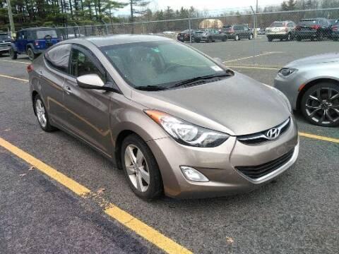 2013 Hyundai Elantra for sale at South Point Auto Plaza, Inc. in Albany NY