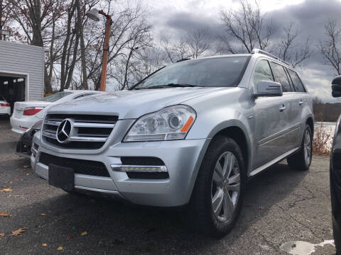2012 Mercedes-Benz GL-Class for sale at Top Line Import of Methuen in Methuen MA