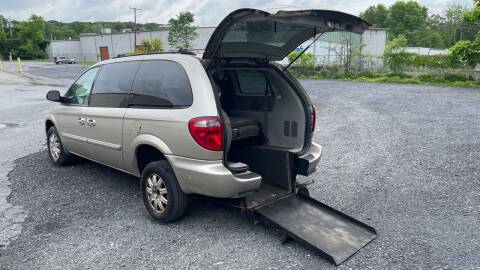 2006 Chrysler Town and Country for sale at Mobility Solutions in Newburgh NY